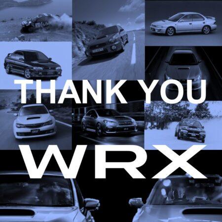 現行モデル受付終了迫る!アウトバック・WRX S4!